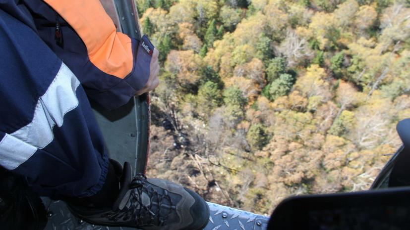 ТАСС: все находившиеся на борту упавшего Ан-26 в Хабаровском крае погибли