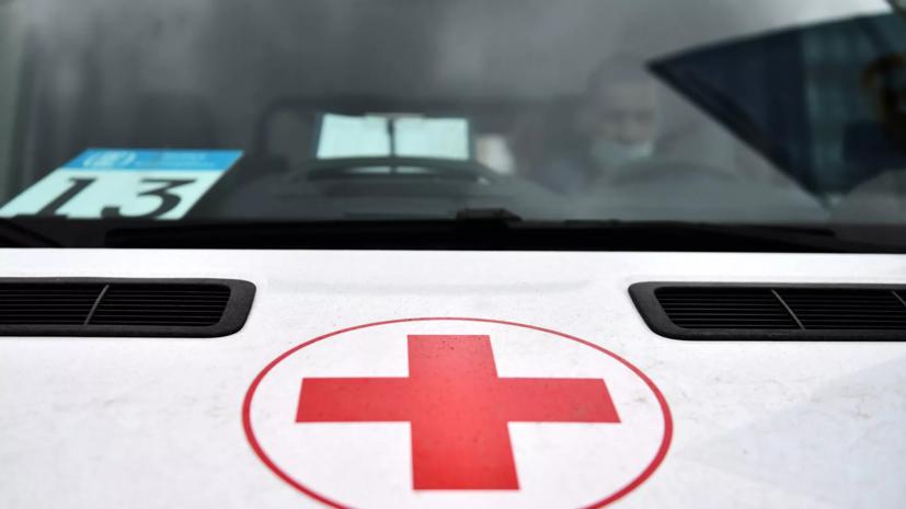 Фельдшер получил травму головы при аварийной посадке вертолёта в Ижевске