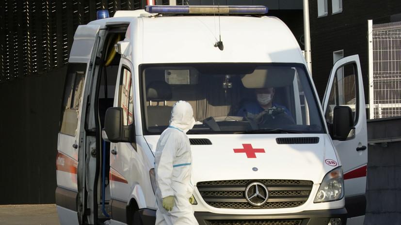 В Башкирии зарегистрировали 344 случая коронавируса за сутки