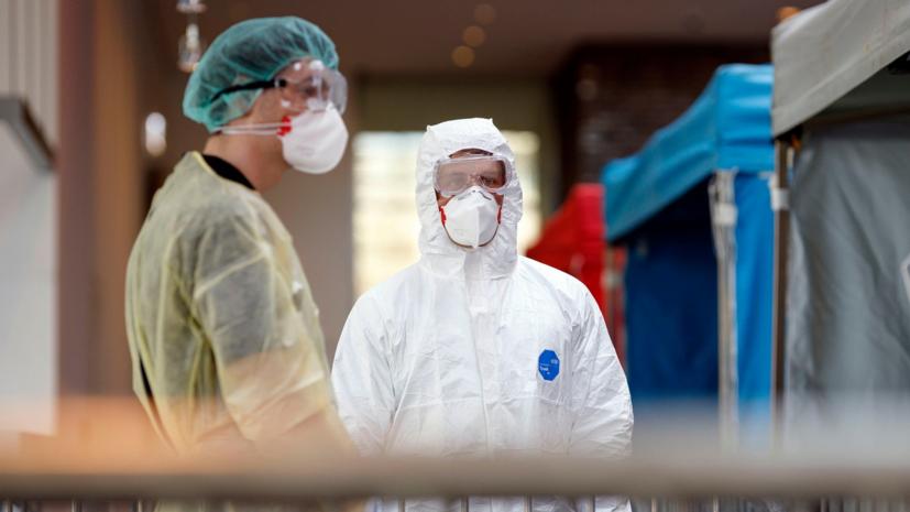 В Ивановской области открывают дополнительные места в больницах для пациентов с COVID-19