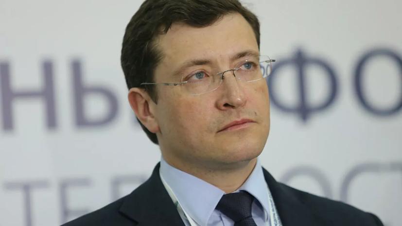 Новгородский губернатор Никитин откажется от мандата депутата Госдумы