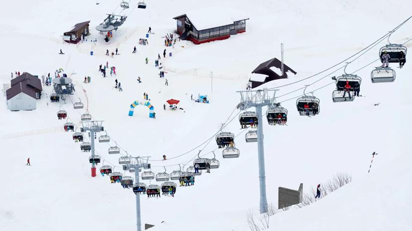 В РСТ рассказали о популярных у россиян зимних направлениях
