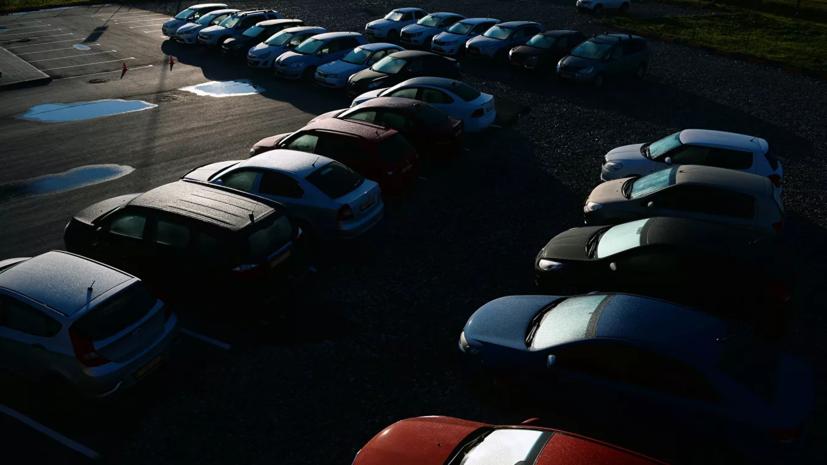 Автоэксперты назвали самые популярные цвета машин в России