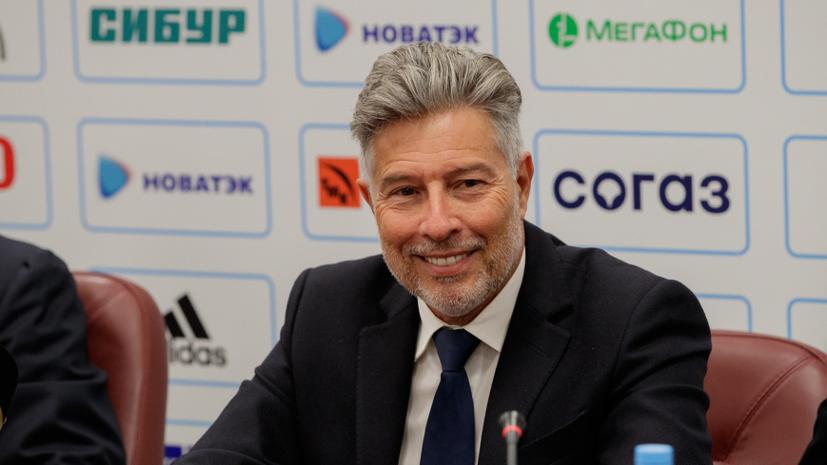 Перейра назначен главой департамента судейства РФС