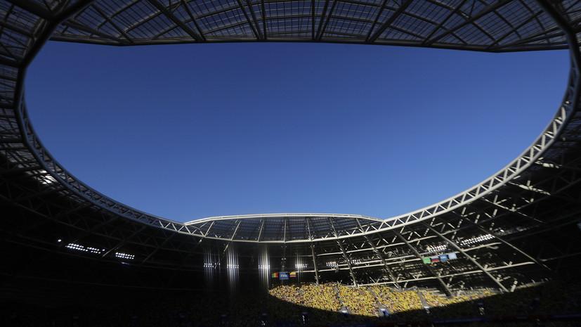 Финал Кубка России по футболу среди женских команд пройдёт в Самаре