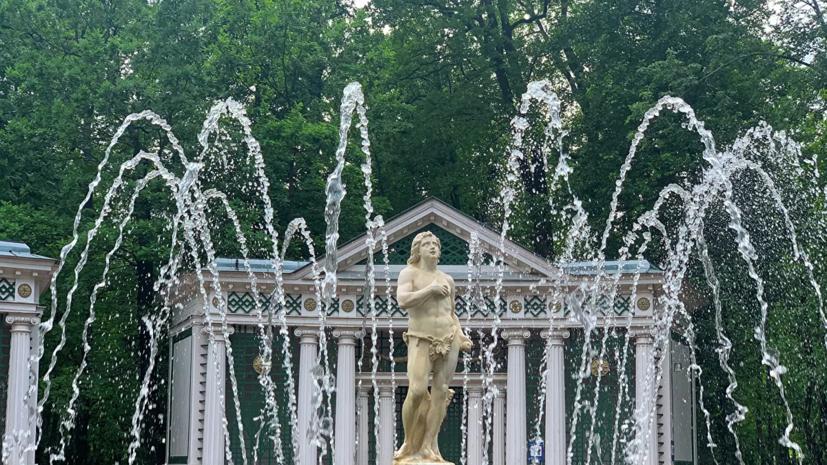 В Петергофе присвоили охранный статус двум историческим объектам