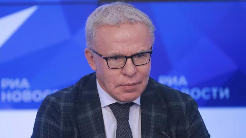 Фетисов раскритиковал отсутствие тренера у сборной России по хоккею на Игры в Пекине