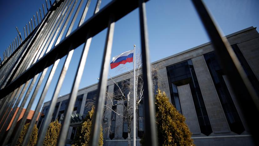 Посольство: Россия сожалеет, что Оберлендеру удалось избежать наказания