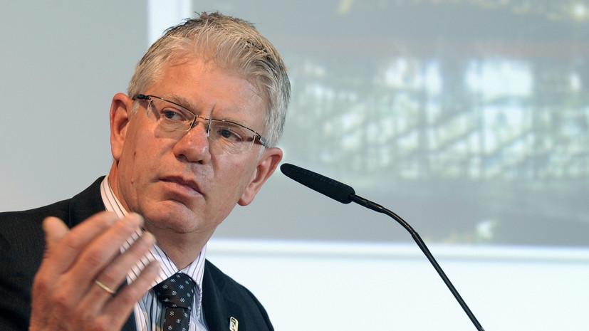 Кандидат в президенты IIHF Райндль признался в любви к российскому хоккею