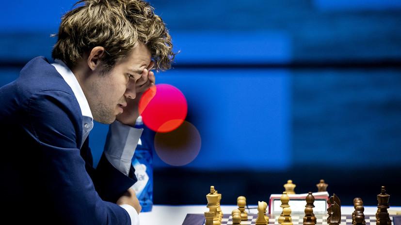 Карлсен — о матче за шахматную корону: в Дубае меня ждёт лучшая версия Яна
