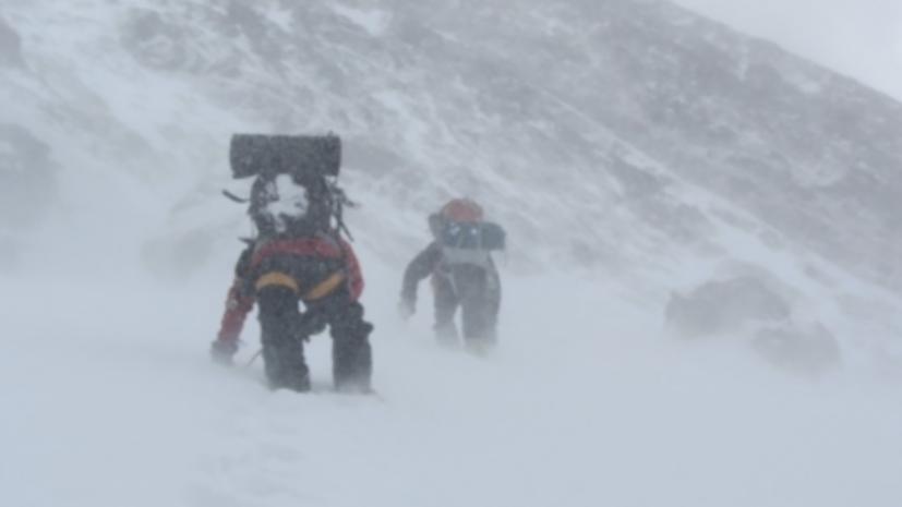В Минздраве рассказали о состоянии пострадавших на Эльбрусе альпинистов