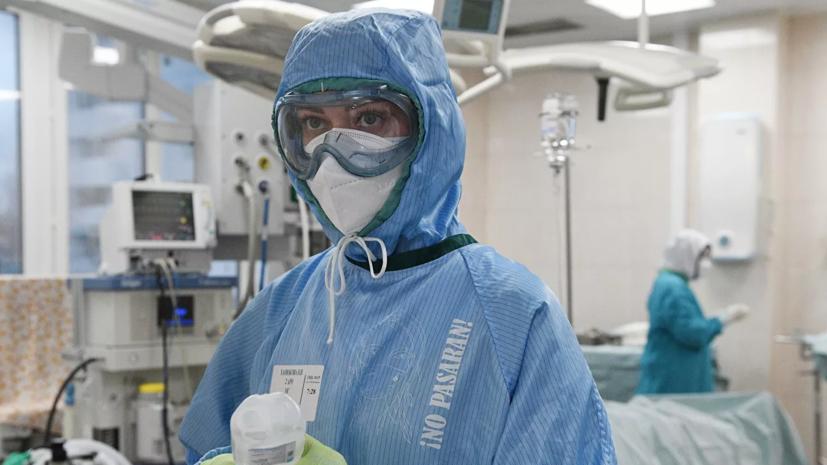 Эпидемиолог Горелов прокомментировал ситуацию с заболеваемостью COVID-19