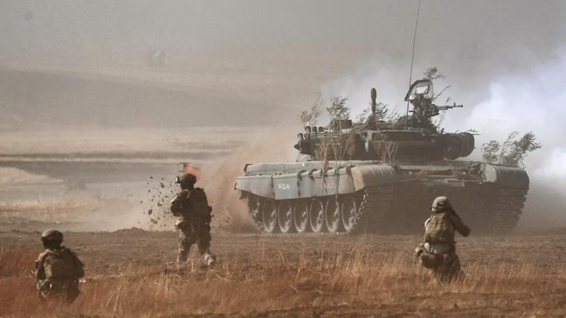 Командующий войсками ЦВО высказался об учениях ШОС «Мирная миссия — 2021»