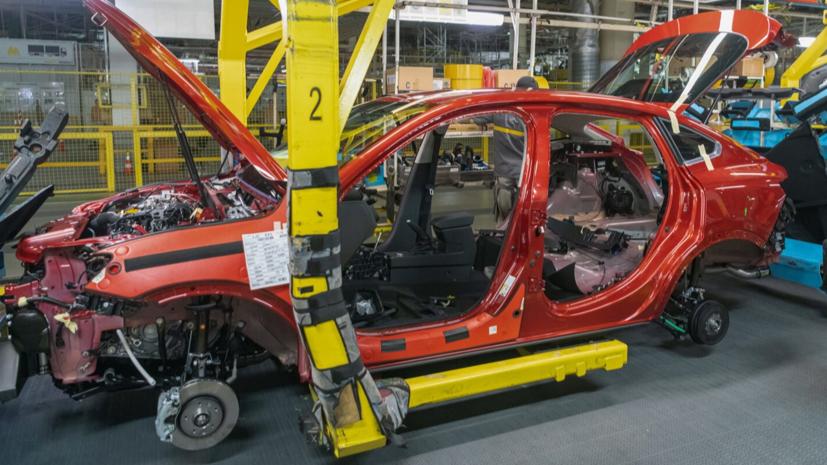 Экспорт продукции машиностроения в Москве вырос на 46%