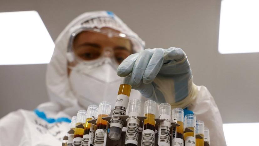 В России за сутки выявлено 21 379 случаев коронавируса