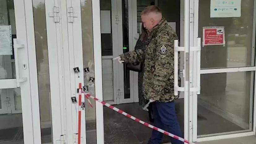 Устроивший стрельбу в пермском университете пришёл в сознание
