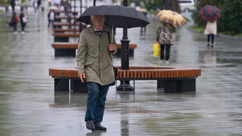 Синоптик Шувалов рассказал, когда в Москве закончатся дожди