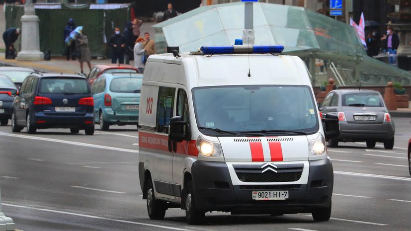 В Белоруссии за сутки выявили 1994 случая коронавируса