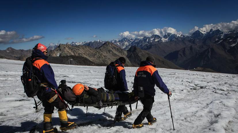 Пострадавшая на Эльбрусе альпинистка рассказала подробности инцидента