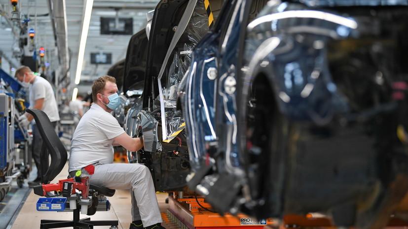 Автоэксперт прокомментировал ситуацию с производством машин в мире