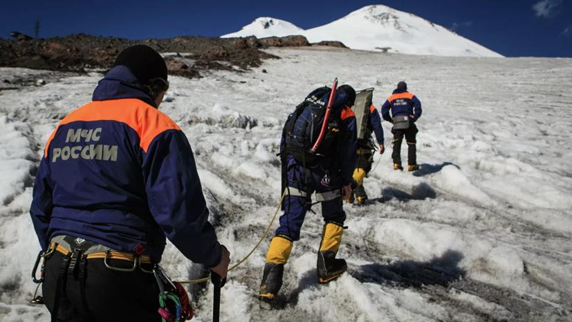 Альпинист Антипов рассказал подробности инцидента на Эльбрусе