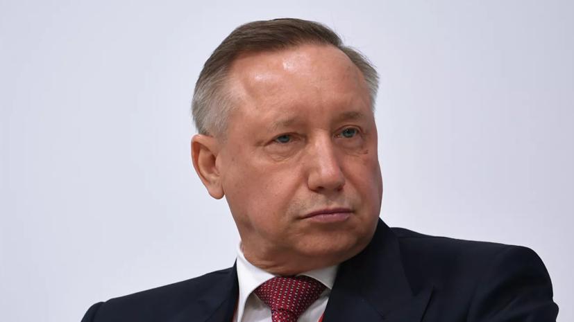 Беглов освободил от должности вице-губернаторов Бельского и Бондаренко