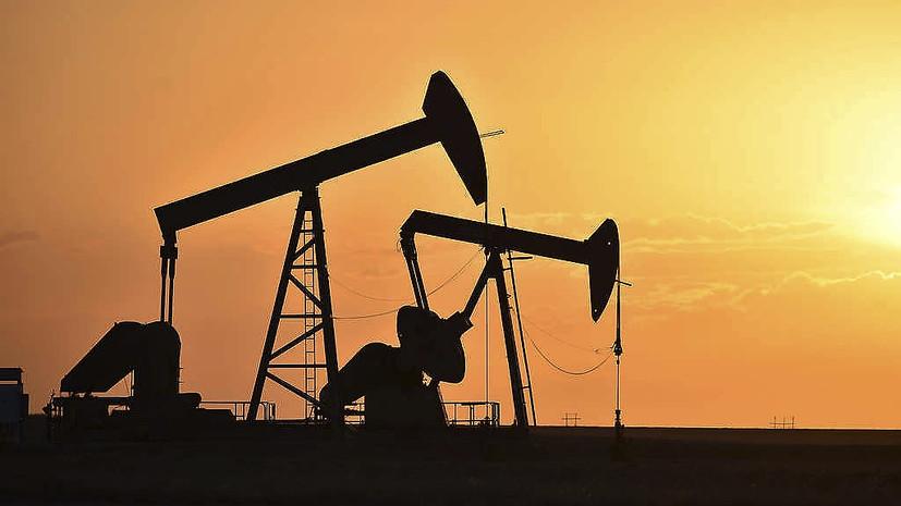 Цена нефти марки Brent поднялась выше $78 за баррель