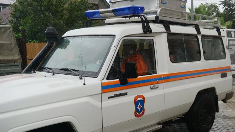 МЧС направит спасателей в Дагестан из-за непогоды