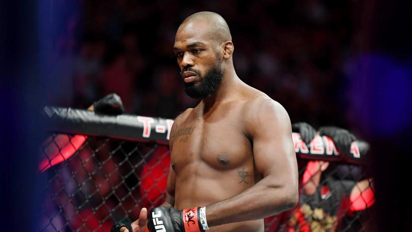 Источник: экс-чемпион UFC Джонс арестован за бытовое насилие