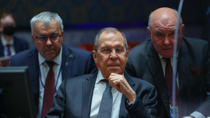 Лавров и Гутерреш обсудили ситуацию в Афганистане, Сирии и на Украине