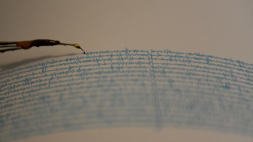 Два землетрясения магнитудой до 6,3 произошло недалеко от Командорских островов