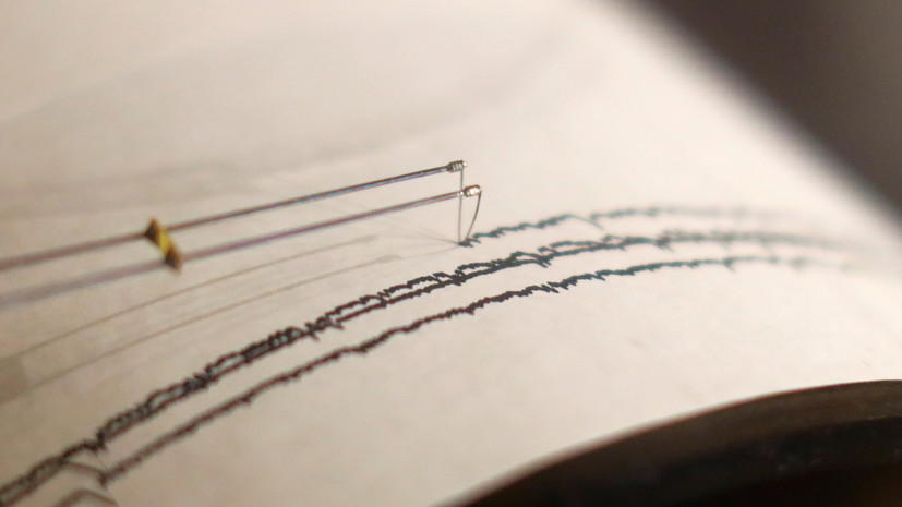 Землетрясение магнитудой 5,8 произошло к югу от ЮАР