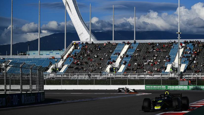 Источник: приоритетом Гран-при России является проведение квалификации «Формулы-1»