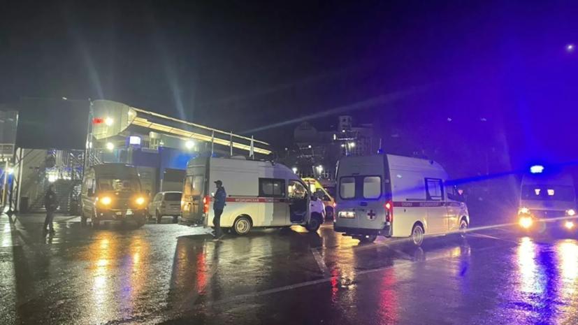 В Минздраве рассказали о состоянии пострадавших при восхождении на Эльбрус