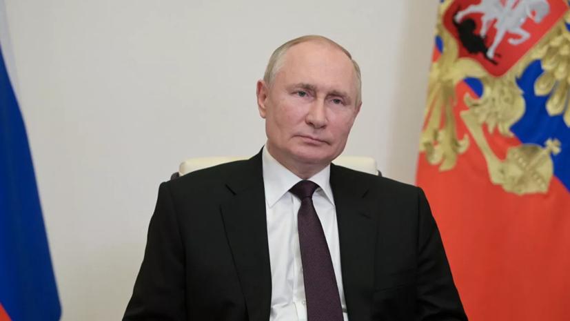 Путин поздравил Тардифа с избранием главой IIHF