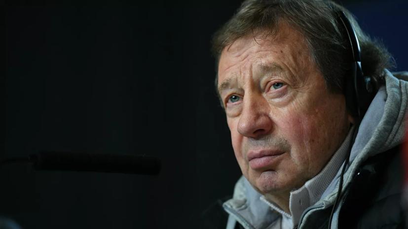 Сёмин прокомментировал отставку с поста главного тренера «Ростова»