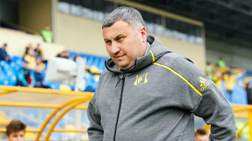 «РБ Спорт»: Тедеев станет и. о. главного тренера «Ростова» на матч с «Ахматом»