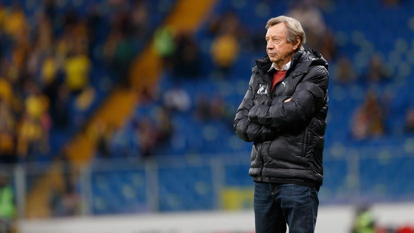 Вылет из Кубка России и одна победа в РПЛ: почему Сёмин покинул «Ростов» спустя 53 дня после назначения