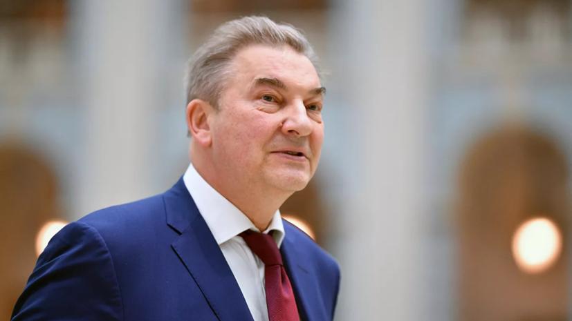 Третьяк стал пожизненным членом совета IIHF