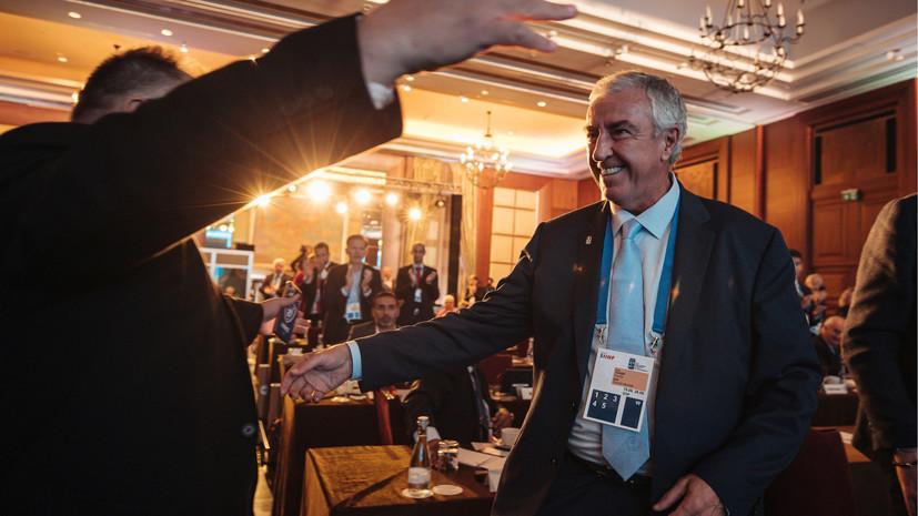 Победа француза над немцем и поздравления от Путина: как выборы президента IIHF закончились сенсацией