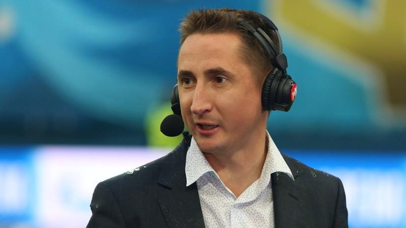 Быстров заявил, что «Зенит» незаслуженно получил право на пенальти в матче с «Крыльями Советов»