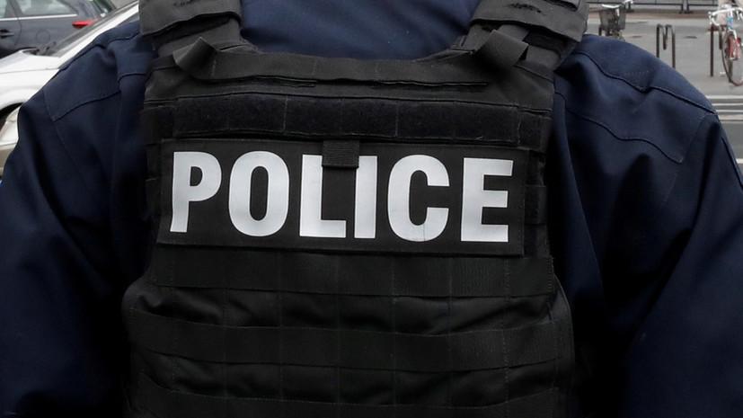 Nice-Matin: полиция применила слезоточивый газ во время акции протеста в Ницце