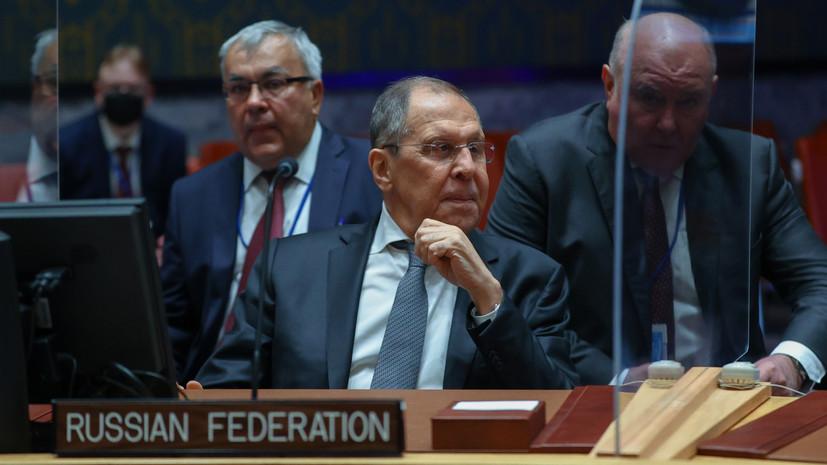 Лавров рассказал о последствиях насаждения Западом миру своих правил