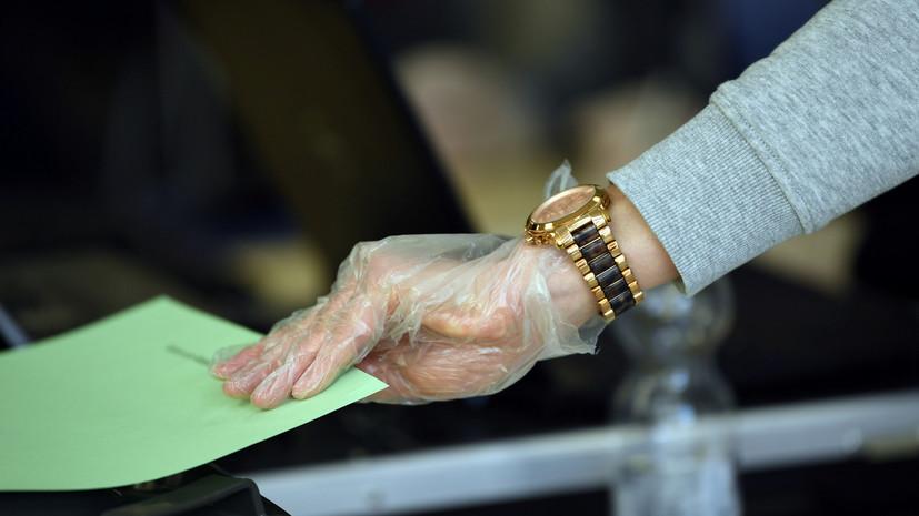 Избирательные участки на выборах в бундестаг открылись в Германии
