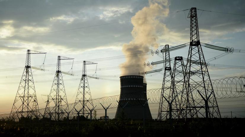 В «Росэнергоатоме» сообщили об остановке четвёртого энергоблока Калининской АЭС