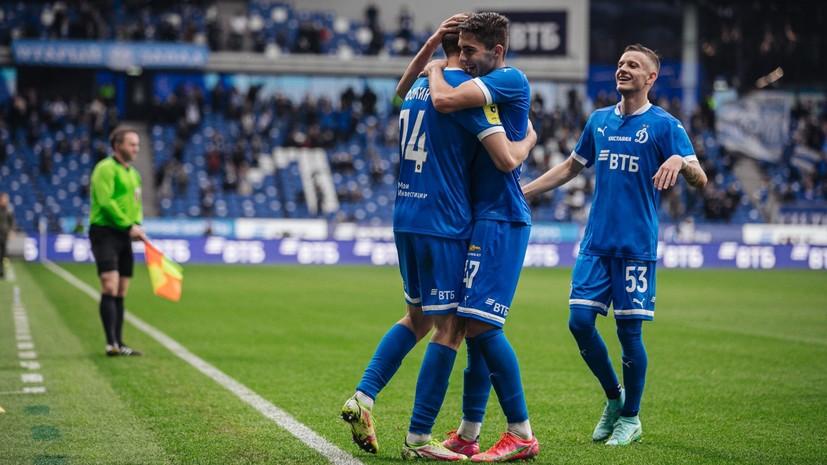 Лещенко считает, что в «Динамо» появляется футбол европейского класса