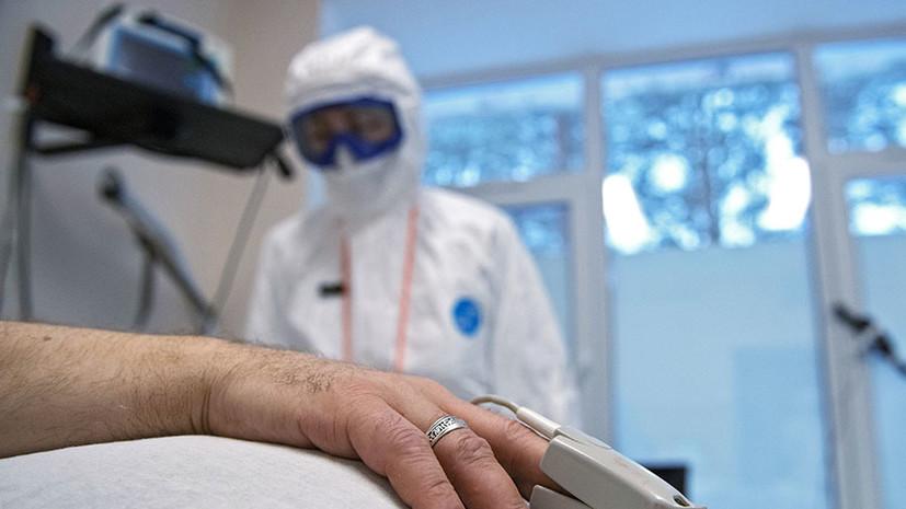 За сутки в Петербурге госпитализировали 355 человек с коронавирусом