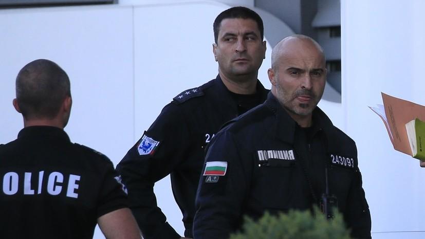 В Болгарии задержали мужчину, пытавшегося осквернить советский памятник