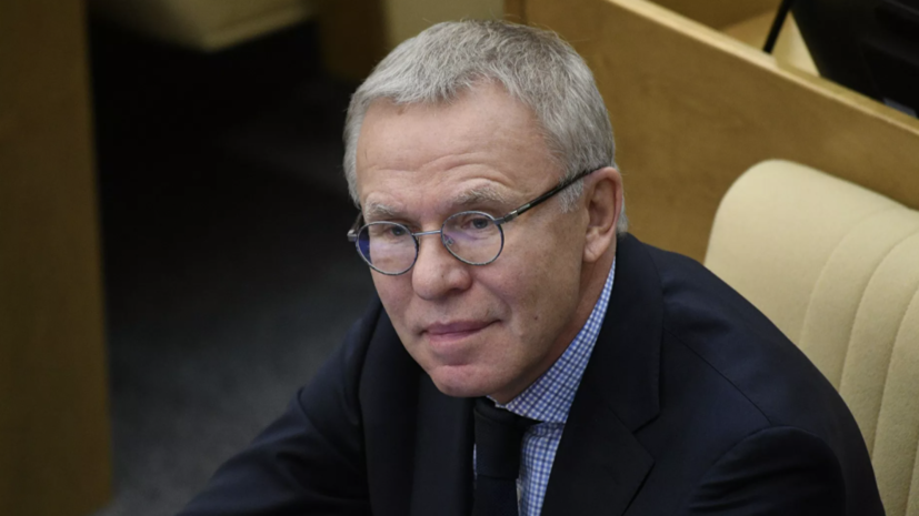 Фетисов высказался о результате выборов президента IIHF