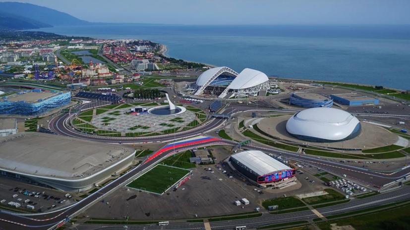 Глава ВТБ рассказал, что будет с «Сочи Автодромом» после потери этапа «Формулы-1»